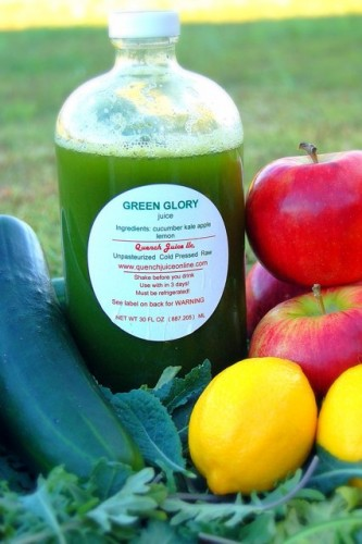 Green Glory Juice