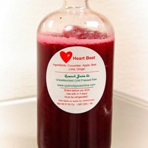 Heart Beet Juice