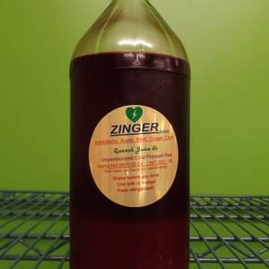 Zinger Juice